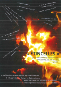 Etincelles, Alexandra Santander